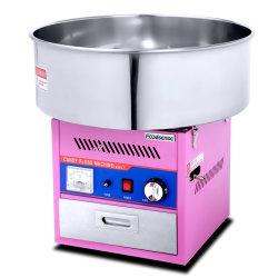 Creatore commerciale brandnew del filo di seta della caramella di cotone di colore rosa del gas di vendita calda 2021