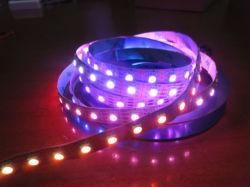APA102 60LEDs DMX Streifen der Farben-Mischungs-SMD LED