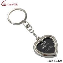 Forme de coeur gros Photo Frame pour cadeau de trousseau (LM1761)