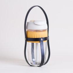 Einfache Isolierung Cup Tragbarer Griff Geschenk Custom Graviert
