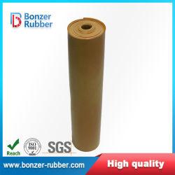 Wear-Resistant Industrial lámina de goma rodillos de la hoja de caucho natural