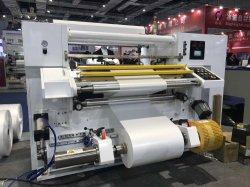 -1300Cw sfql PLC de alta velocidad de Control de la máquina de corte longitudinal con 3 Servomotor.