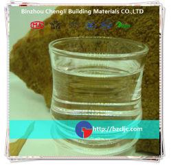 40% Policarboxilato Superplasticizer agente redutor de Água/concreto o uso de cimento (TPEG/VPEG/HPEG)