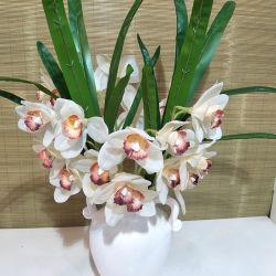 المصنع Direct أزهار اصطناعية ديكور فندق 3D Real Touch اصطناعي ويلان