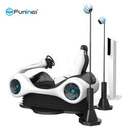 Fornecedor de ouro da China Funinvr Electric Racing Go Karts 4D simulador de condução automóvel jogos da Máquina