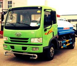 5 - 10 Cbm Sprüh-LKW Sprenger-LKW-Wasserkarre