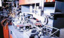 Poutres treillis CNC automatique de soudage/Making Machine