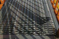 Tec-zeef Grating van de Stut van de Greep de Loopbrug van de Veiligheid/Trede Treads//Walkway