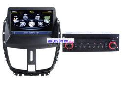 Peugeot 207를 위한 차 Stereo GPS Navigation Multimedia DVD