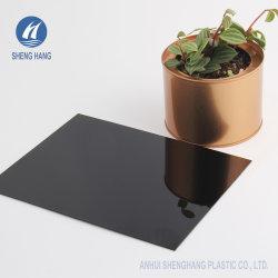 Feuille de polycarbonate coloré ignifugé solide pour les constructions et les décorations