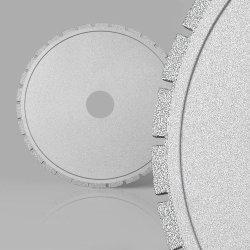 شفرة ذات نقطة مثنية - شفرة منشار نقطة ثنية ماسية الشكل ذات تفريغ