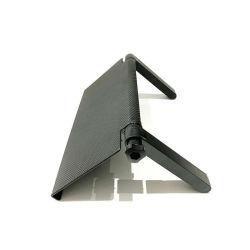 Organizzatore pieghevole Esg15652 del supporto della mensola superiore del video dello schermo del carrello della mensola superiore TV dello schermo del supporto dello schermo della mensola della cremagliera registrabile dello schermo