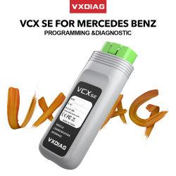 Vxdiag Vcx Se لماسحات السيارات الميكانيكية الخاصة بالماسح الضوئي OBD2 Professional من طراز Benz الأداة الترميز دون اتصال C6 Star Diagnosis لتشخيص سيارة مرسيدس