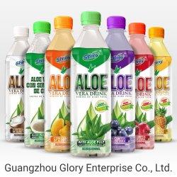 bevanda della Vera dell'aloe 500ml con spremute reale della polpa dell'aloe le 5% e dell'aloe di 10%