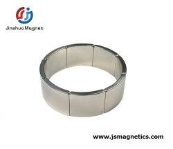 Permanenter Magnet der magnetische Peilung Halbach Reihen-N45