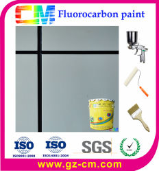 Exterior e Interior de la pintura de fluorocarbono Anti-Rust