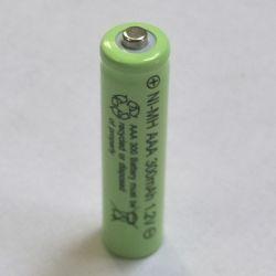 1,2 В 300 Ма/ч AAA NiCd аккумулятор кнопку верхней ячейке