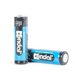 Les nouveaux arrivants de la taille de la batterie principale haute performance AA LR6 AM3 no 5 piles alcalines 1,5V Cellule de batterie à sec