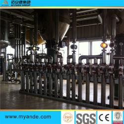 De Fabriek van de Raffinage van de Olie van de Kiem van het graan met Goedgekeurd SGS