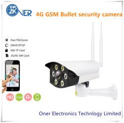 Web del PC della scheda di deviazione standard della macchina fotografica PTZ APP del richiamo del CCTV 4G