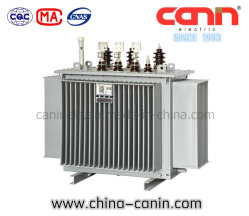 Immergée d'huile de transformateur de puissance (S9/S11/S13 type)
