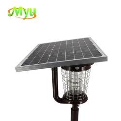 Usine de faire l'extérieur de la lampe solaire de la lutte antiparasitaire de tuer les moustiques Trap