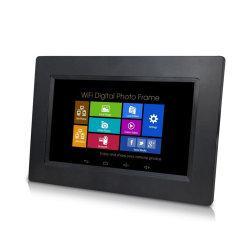 شاشة LCD مقاس 7 بوصات تعمل بنظام Android اللوحية بنظام Android بدقة 1024*600 IPS لإعلانات