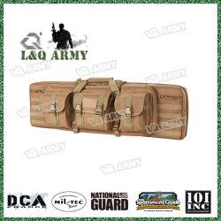 Banheira dupla 600d Caso Rifle - Pistola de longo armazenamento caso almofadado