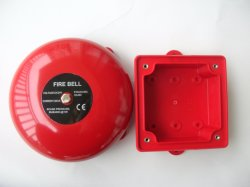 Bruiteur de plein air d'incendie Alarme incendie Bell/ Bell d'avertissement pour l'industrie et l'hôtel