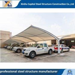 Het de geprefabriceerde Bouw van de Structuur van het Staal/Huis van de Structuur van het Staal voor het Parkeren van de Auto voor de Markt van Maleisië/in Maleisië