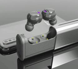 La vera stereotipia senza fili mette in mostra il più bene l'in-Orecchio senza fili magnetico Earbuds della cuffia di Bluetooth di sport del metallo della cuffia avricolare di Earbuds del trasduttore auricolare impermeabile della cuffia di Bluetooth