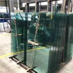 ألواح SGP عالية الجودة وعاكسة وواضحة مقسمة 4 + 4 أسعار منقوعة الزجاج