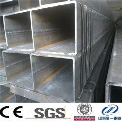Tubo dell'acciaio di rettangolo di Rhs S355j0wp S355j2wp S235j0w S355j0w