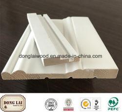 Material de construção de fábrica na China fornecer alta qualidade preço competitivo sólido personalizado Painel de madeira