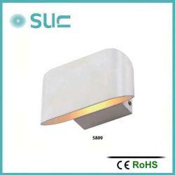 6W 옥외 LED 벽 빛을%s 백색 주거