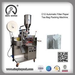 Оптовая торговля автоматическая фильтровальной бумаги для приготовления чая и мешок герметичность упаковки машины