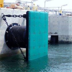 Personalizar UHMWPE /HDPE Guardabarros Marina cara Pad