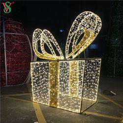 Новые продукты Рождественские фантазии привели 3D Подарочная упаковка стиле фонари