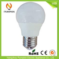 5Wアルミニウムプラスチック85-265V高い発電ICドライバーSMD LED球根ライトランプ