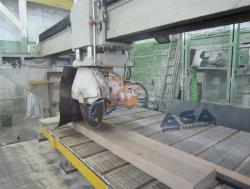 El borde de piedra de granito cortador automático/Cortador de procesamiento de mármol