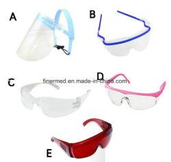 Zahnmedizinische medizinische schützende Augen-Schutzbrille-Gläser