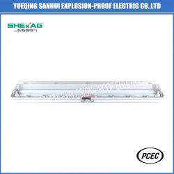 Explosionssichere u. rostfreie volle Plastik-Leuchtstofflampe (Gefäß T5) (edq II C)