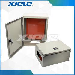 Distribuição de material impermeável elétrica industrial da placa do painel de controle