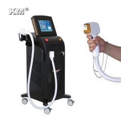 Laser-Schönheits-Gerät starkes des Energien-grosses Punkt-Größen-Eis-Painfree permanentes Dioden-Laser-Haar-Abbau-808nm für Salon BADEKURORT Krankenhaus-Klinik-medizinisches Cer IPL Shr Elight
