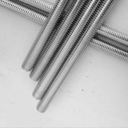 DIN DIN975976 Rosca rosca completa la varilla de acero al carbono galvanizado fijación Factory
