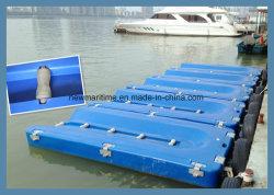 OEM ponton en plastique moulé, base de l'eau, le PEHD Jet Ski dock flottant