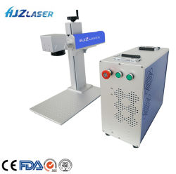 L'incisione della macchina 50W della marcatura del laser della fibra designa la penna dell'incisione del metallo