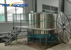 Fabrik-automatische anhebende Rahmen-entwässernmaschine/Entwässerungsmittel für Baumwollsaugfähige Bleiche-/Loose-Faser-färbenden Produktionszweig