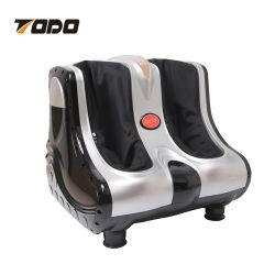 4 plata de amasamiento eléctrica del balanceo del Massager del becerro del tobillo del pie de los motores 3D Shiatsu