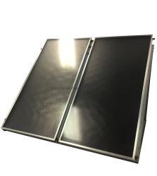 Plato llano colector solar eficiente